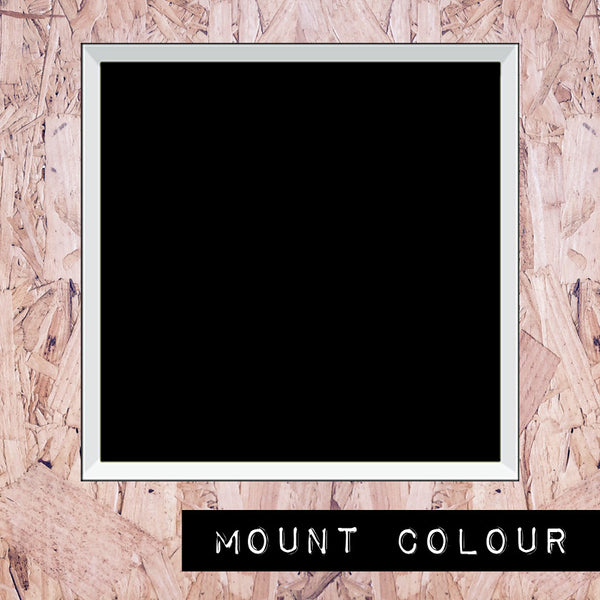 Black Mount (all styles)