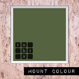 Green - Dark Mount (all styles)