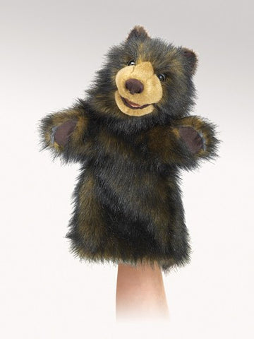 Folkmanis® Newest Puppets 2986 - Bear Stage Puppet