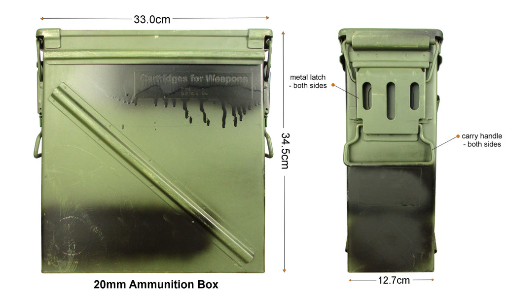 20mm Ammo Can