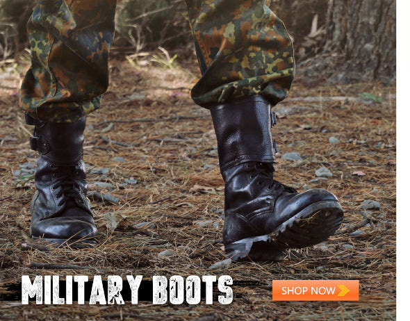 Shop Military Boots