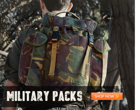 Shop Military Packs