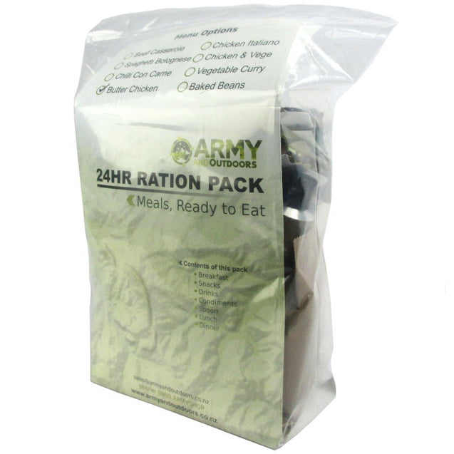24hr Ration Pack