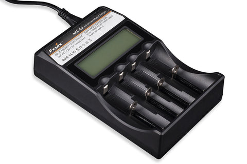 Fenix Battery Charger - 4 Slots