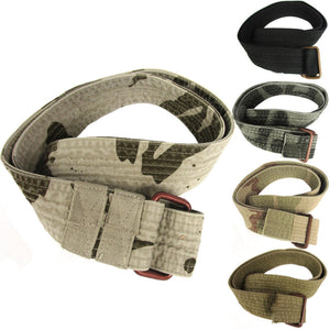 Heavy Duty Cotton Web Belt
