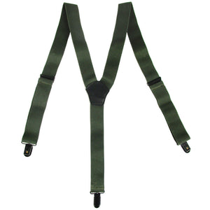 Elastic Clip-on Suspenders
