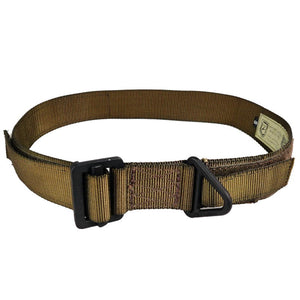 Heavy Duty Rigger's Belt - Coyote