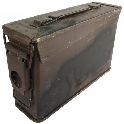 British Army 30 Cal Ammo Box