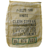 Burlap Coffee Sacks