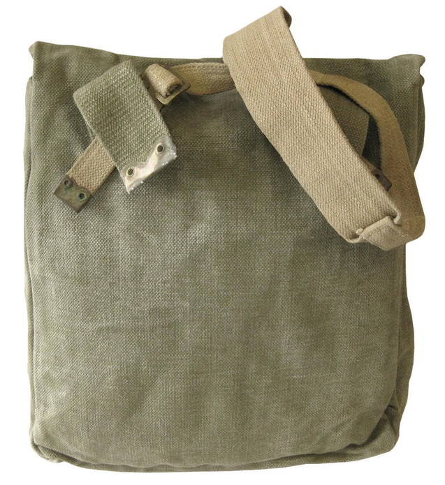 British Canvas Shoulder Bag