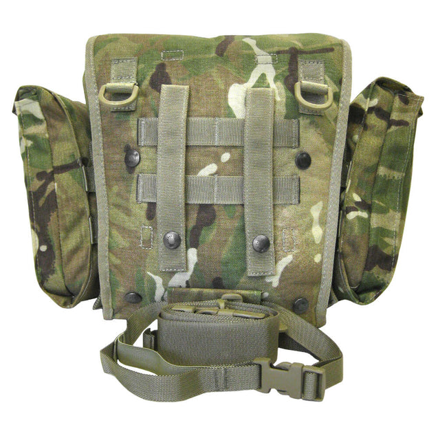 British Army MTP Gas Mask Bag - New