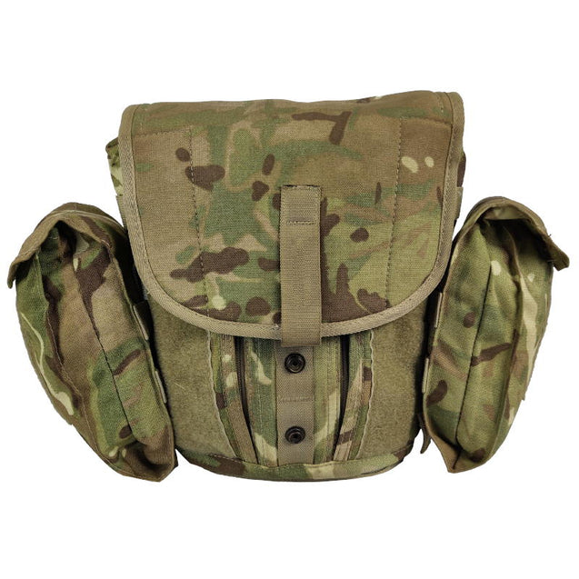 British MTP Gas Mask Bag