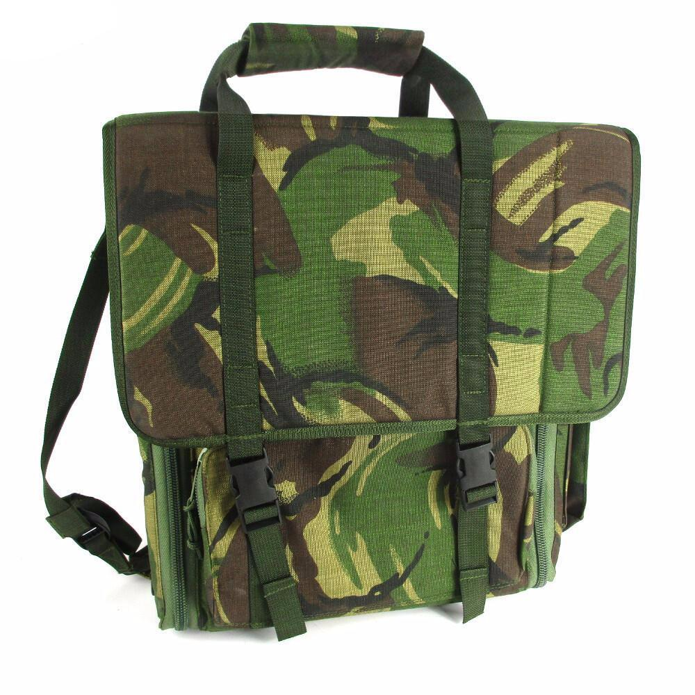 British Army DPM Computer Bag