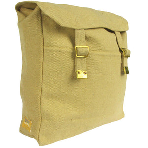 Canvas Backpack - Khaki