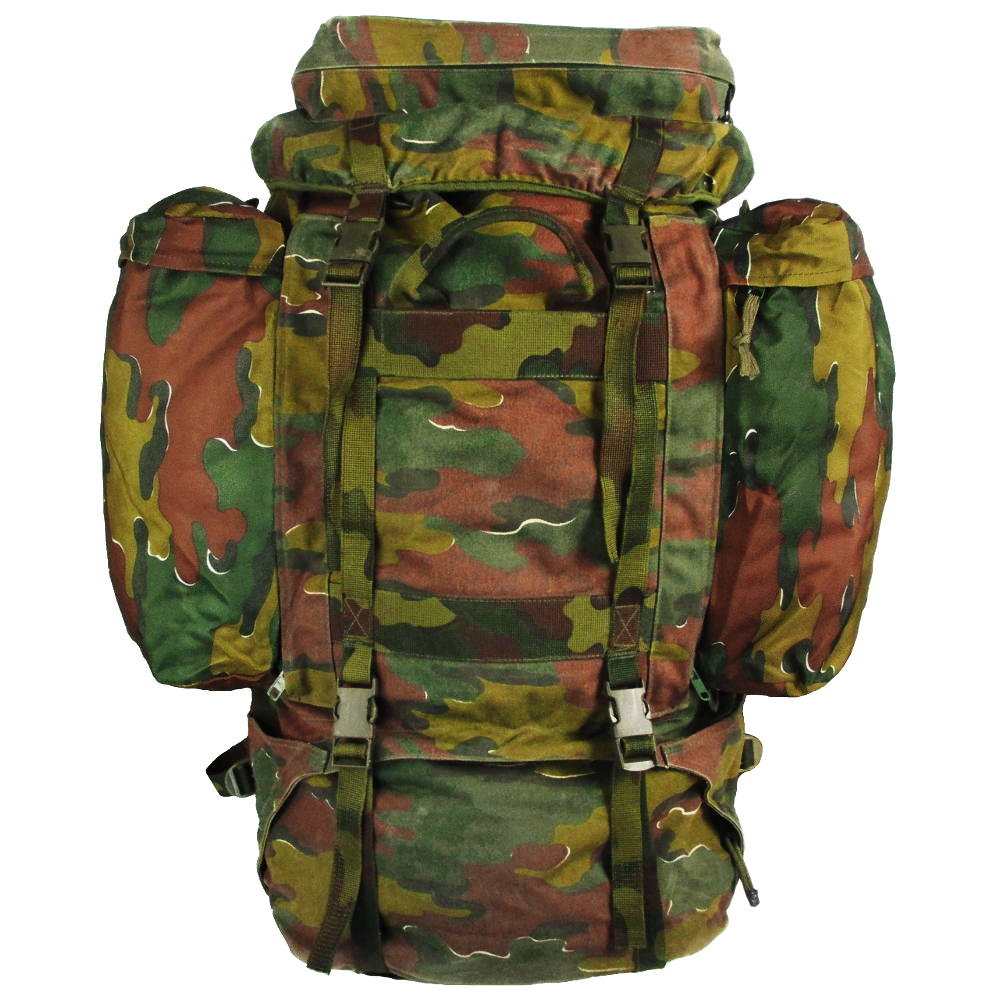 ab78de2812fc8 Belgian M97 Jigsaw Camouflage Rucksack | Army and Outdoors | Army ...