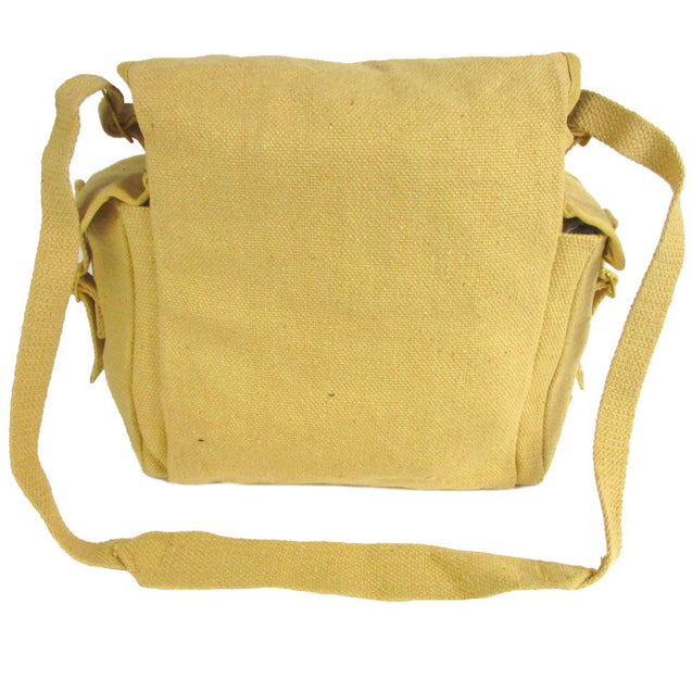 Canvas Haversack - Khaki
