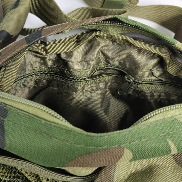 Waist Pack With Bottle - Woodland