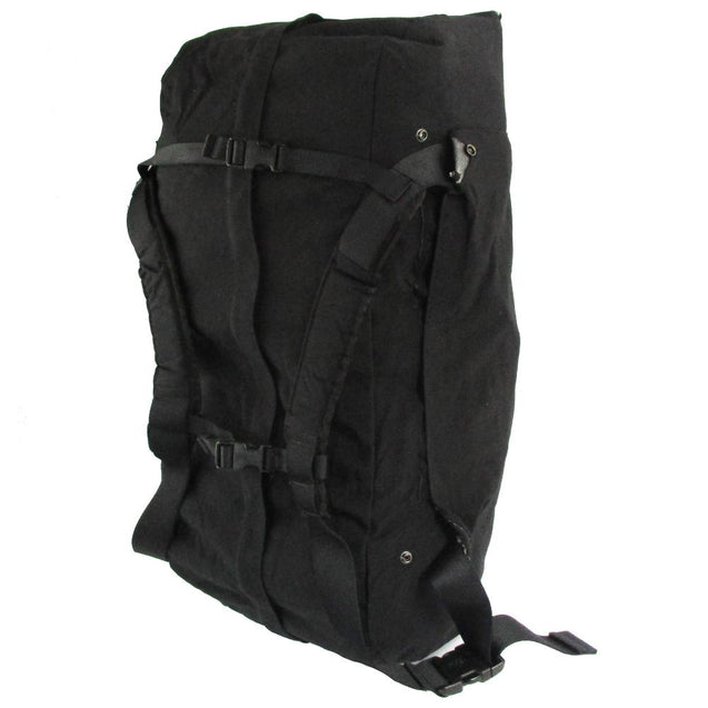 Dutch Army Black Kit Bag