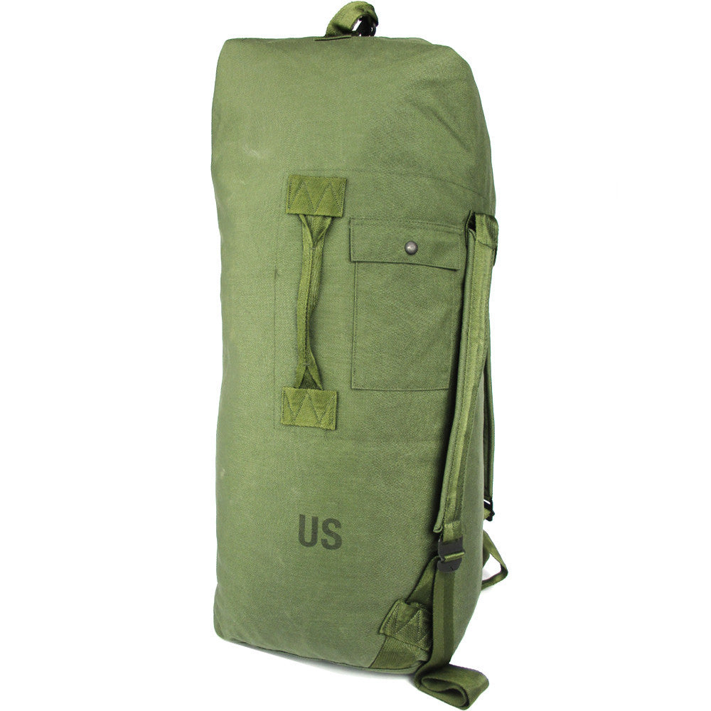 USGI OD Duffel Bag - New