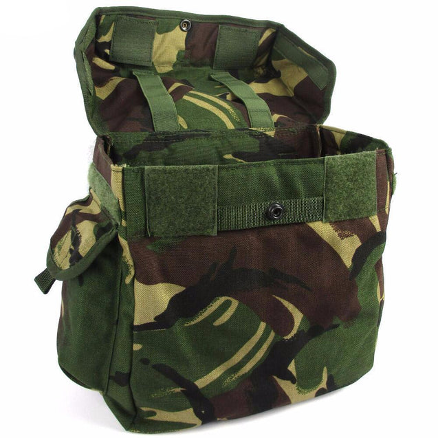 British DPM Gasmask Bag