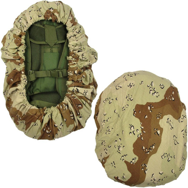 US Army ALICE Pack Cover - 6 Colour Desert