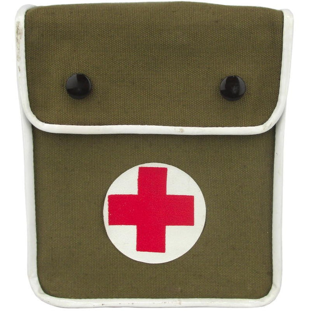 Czech Army Vintage First Aid Kit