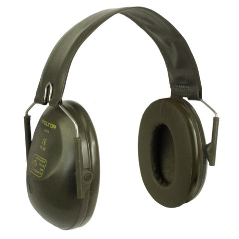 British Army Peltor H61FA Ear Protection