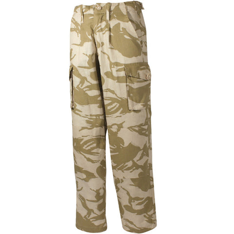 British Army Desert Style Trousers