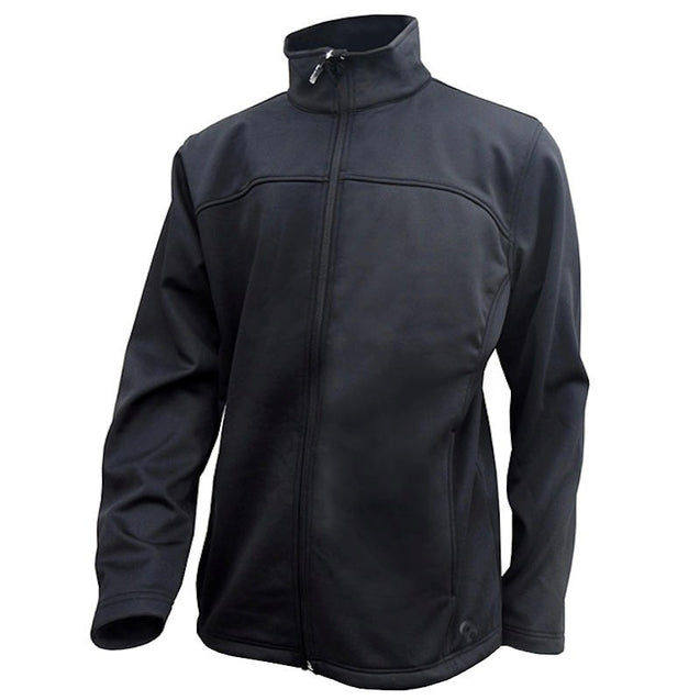 Nikau Softshell Jacket - Black