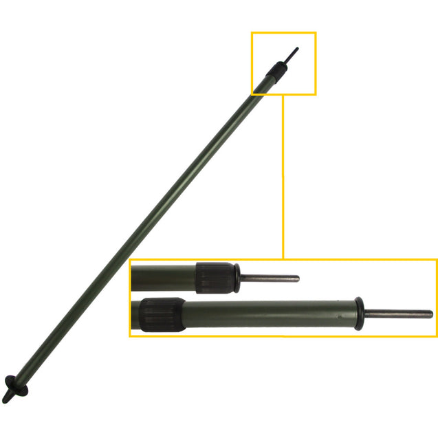 Telescopic Tent Pole