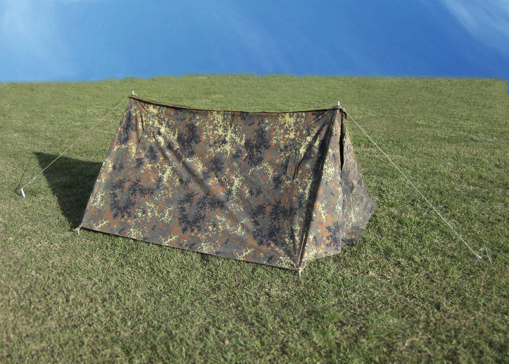German Army 2 Man Tent & German Army 2 Man Tent | Army and Outdoors