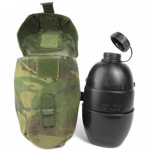 British Army Osprey Bottle and DPM Pouch