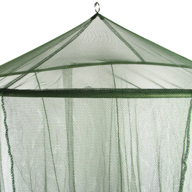 Olive Drab Double Mosquito Net