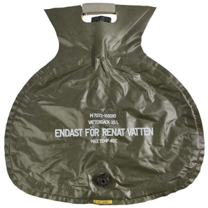 Swedish Army 25L Water Bag
