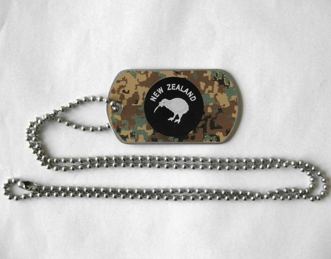 Printed Dog Tag