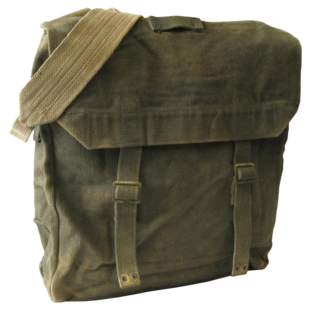 British Canvas Shoulder Bag Grade 2