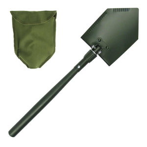 Olive Drab Folding Shovel