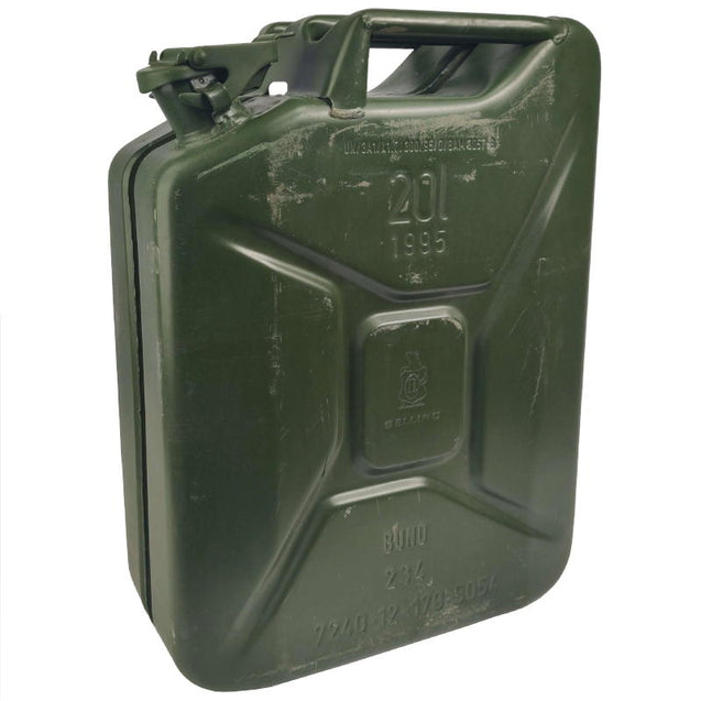 German Army 20L Jerry Can