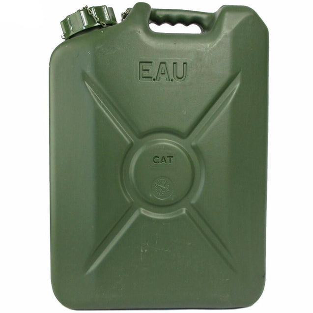 French 20L Water Jerry Can