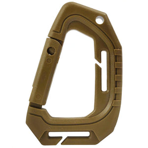 Tactical Carabiner - 2 Pack