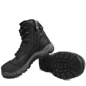 Magnum Safety Boots – Black