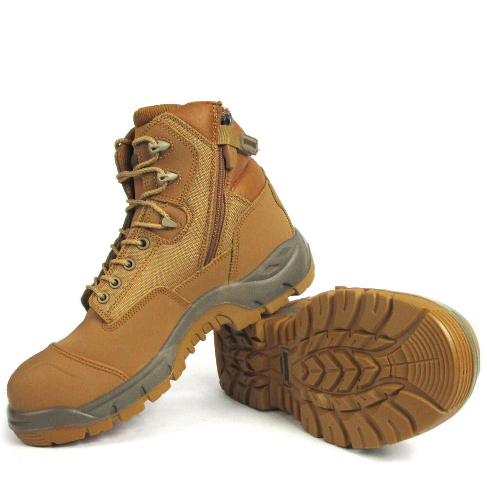 Magnum Safety Boots - Tan