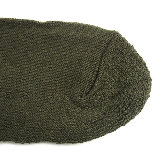German Olive Drab Cotton Socks