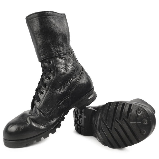 Czech Army M60 Leather Boots