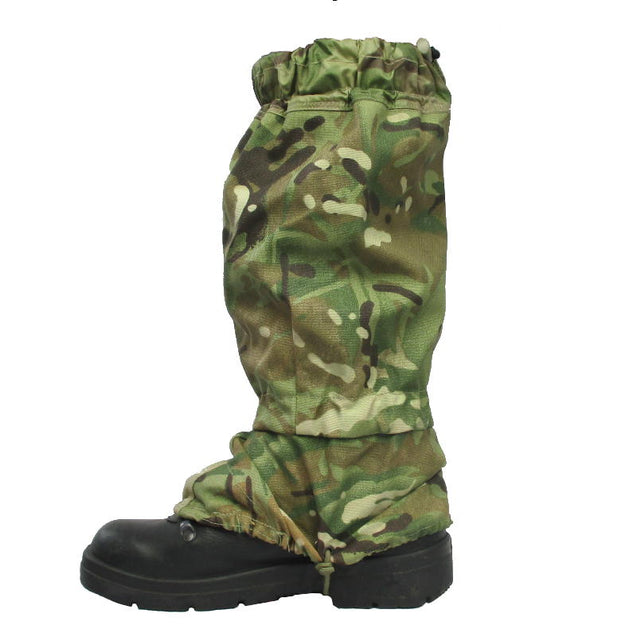 British Gore-Tex MTP Gaiters