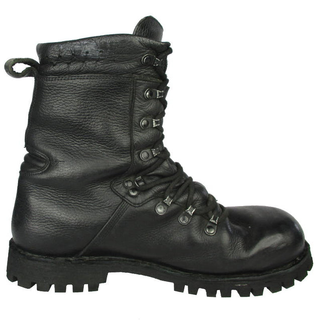 German Combat Boots Type 2000