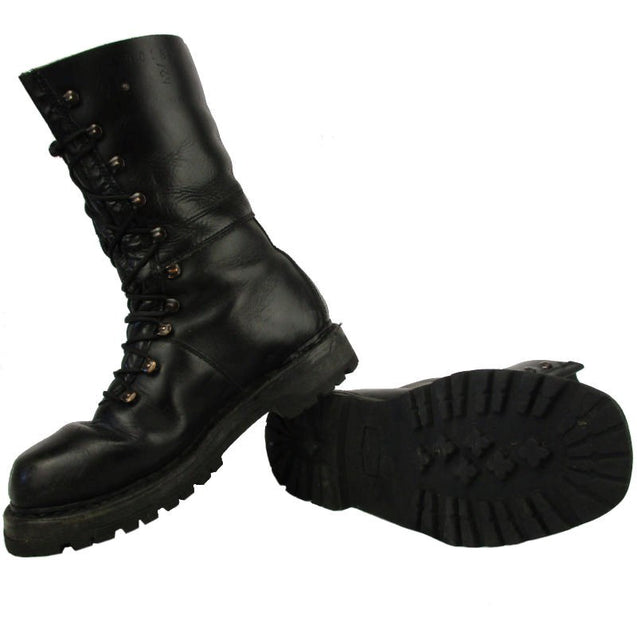 Austrian Army Combat Boots