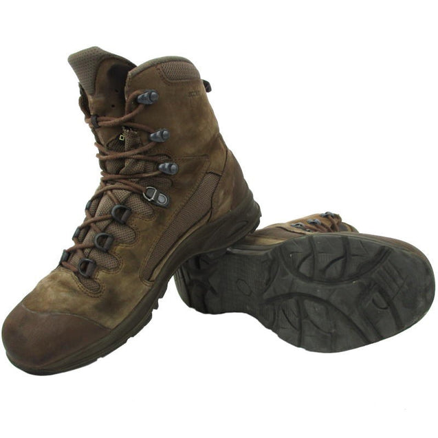 German Army Haix Scout Boots