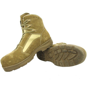 German Army Haix Composite Toe Boots