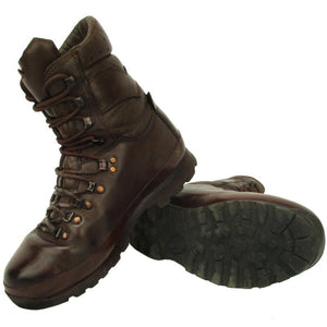 British Army Defender Combat Boots
